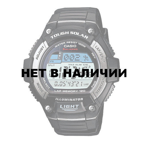 Мужские наручные часы Casio W-S220-1A