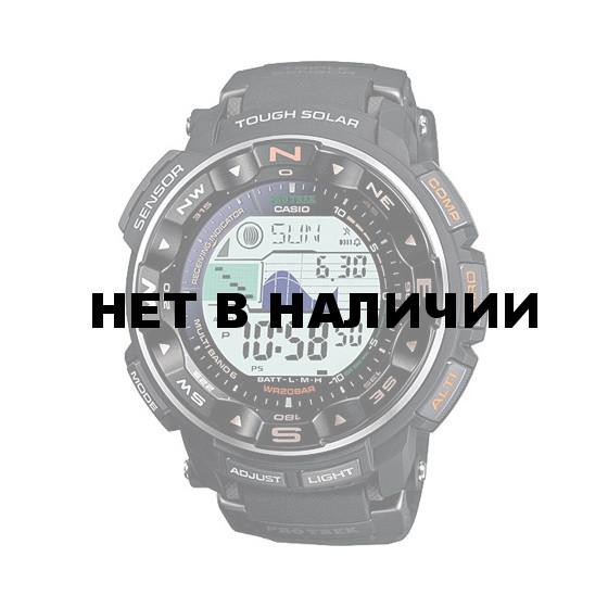 Мужские наручные часы Casio PRW-2500-1E (PRO TREK)