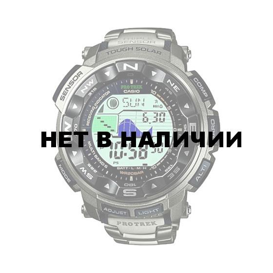 Мужские наручные часы Casio PRW-2500T-7E (PRO TREK)