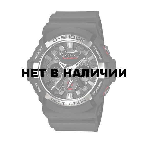 Мужские наручные часы Casio GA-200-1A (G-Shock)