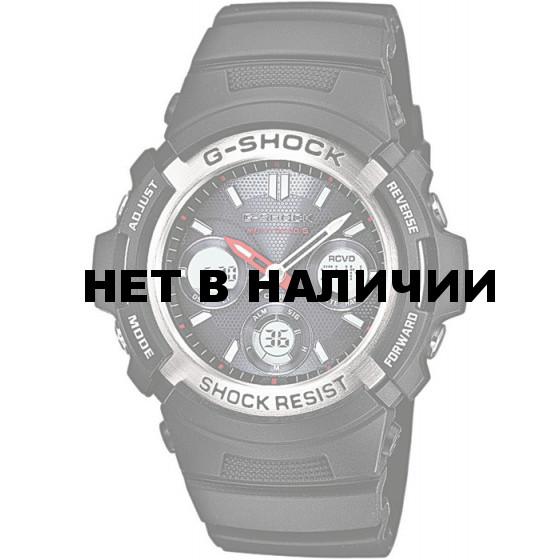 Мужские наручные часы Casio AWG-M100-1A (G-Shock)