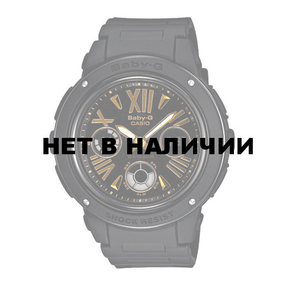 Женские наручные часы Casio BGA-153-1B (Baby-G)