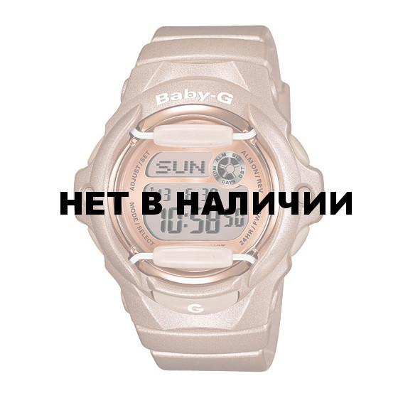Женские наручные часы Casio BG-169G-4E (Baby-G)