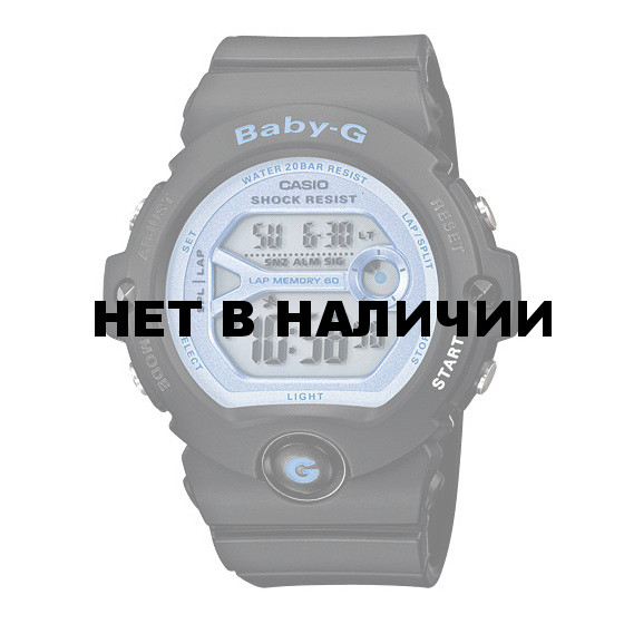 Женские наручные часы Casio BG-6903-1E (Baby-G)