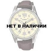 Мужские наручные часы Casio MTP-1372L-9B