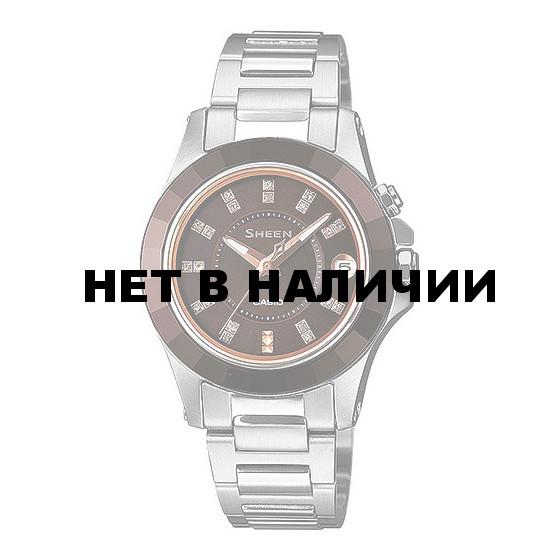 Женские наручные часы Casio SHE-4509SG-5A
