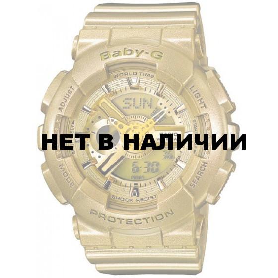 Женские наручные часы Casio BA-111-9A (Baby-G)