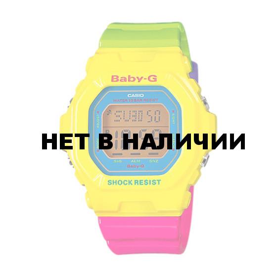 Женские наручные часы Casio BG-5607-9E (Baby-G)