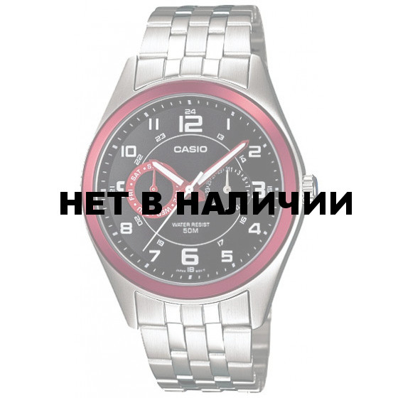 Мужские наручные часы Casio MTP-1353D-1B2