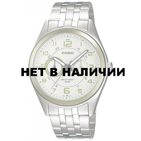Мужские наручные часы Casio MTP-1353D-8B2