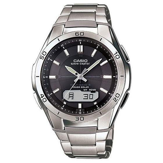 Мужские наручные часы Casio WVA-M640D-1A