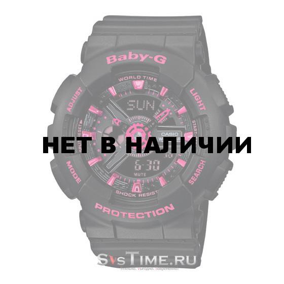 Женские наручные часы Casio BA-111-1A (Baby-G)