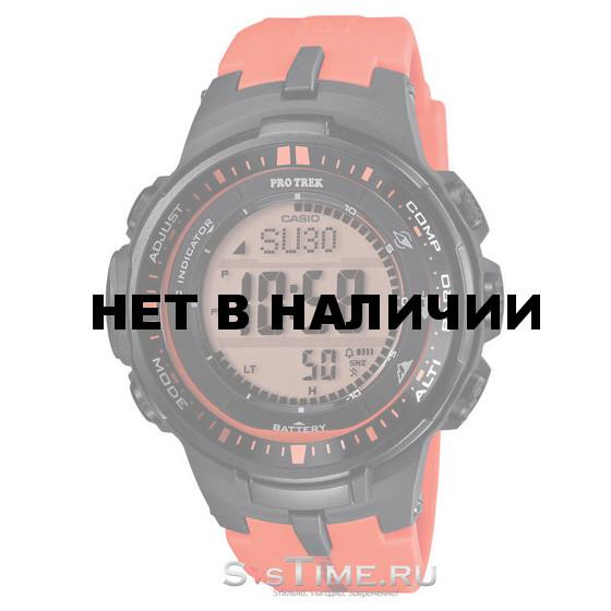 Мужские наручные часы Casio PRW-3000-4E (PRO TREK)