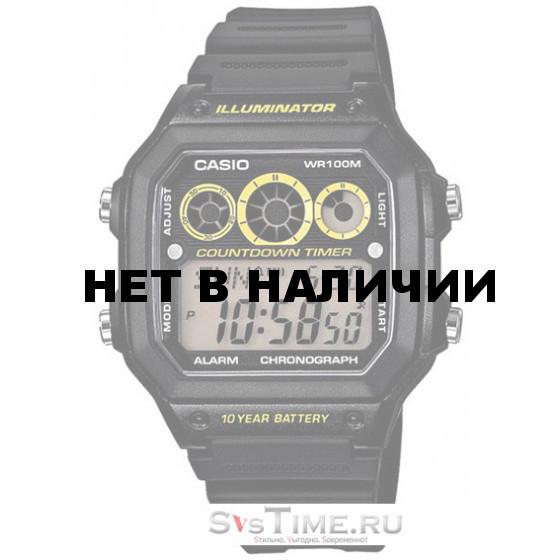 Мужские наручные часы Casio AE-1300WH-1A