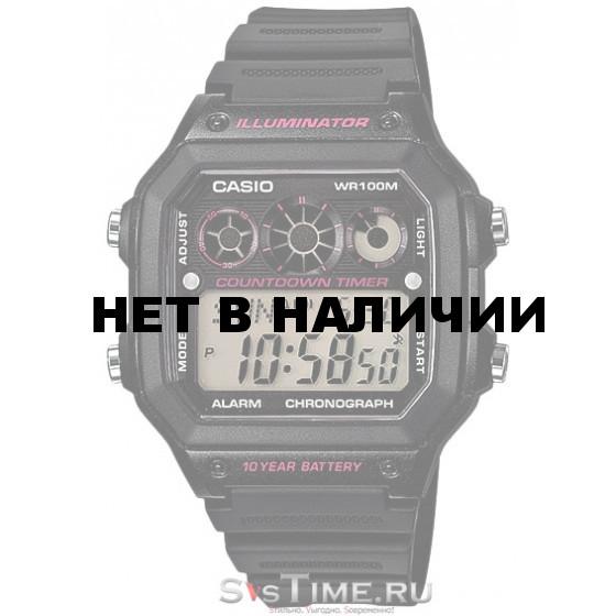 Мужские наручные часы Casio AE-1300WH-1A2
