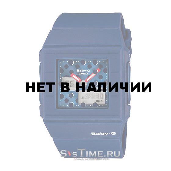 Женские наручные часы Casio BGA-200DT-2E (Baby-G)