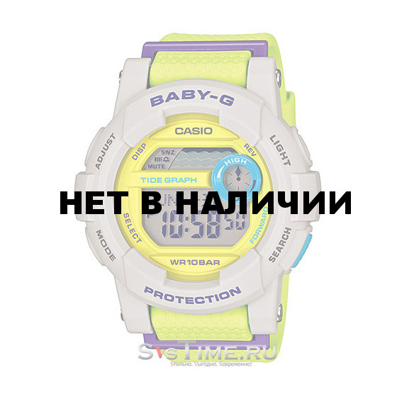 Женские наручные часы Casio BGD-180-3E (Baby-G)