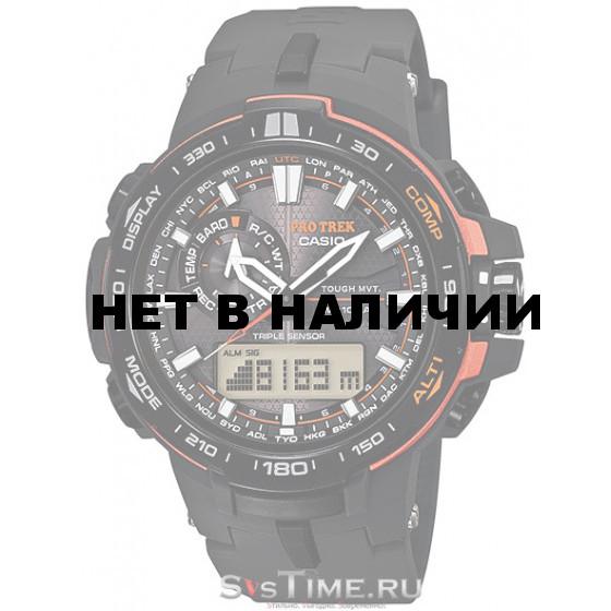 Мужские наручные часы Casio PRW-6000Y-1E (PRO TREK)