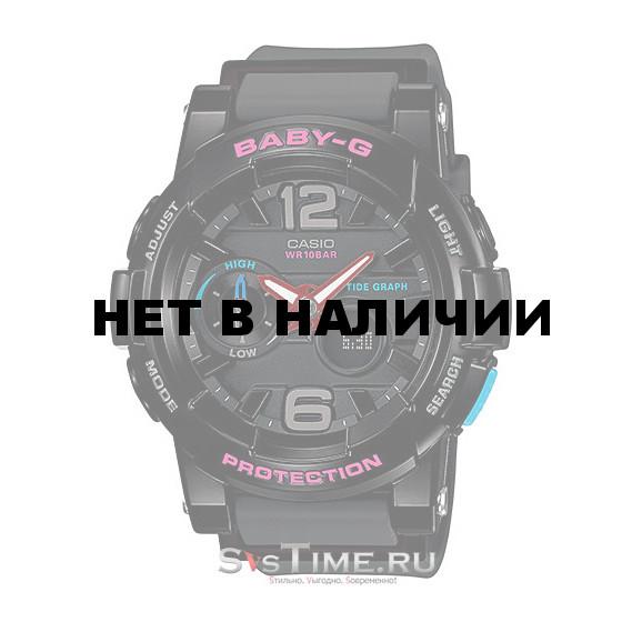 Женские наручные часы Casio BGA-180-1B (Baby-G)