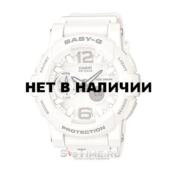 Женские наручные часы Casio BGA-180-7B1 (Baby-G)