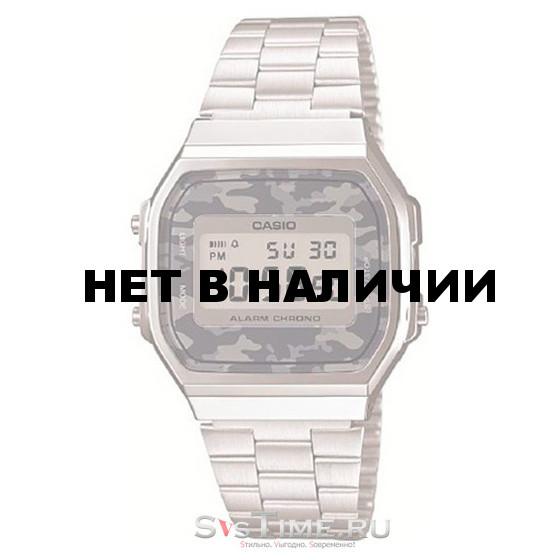 Мужские наручные часы Casio A-168WEC-1E