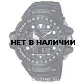 Мужские наручные часы Casio GWN-1000B-1A (G-Shock)