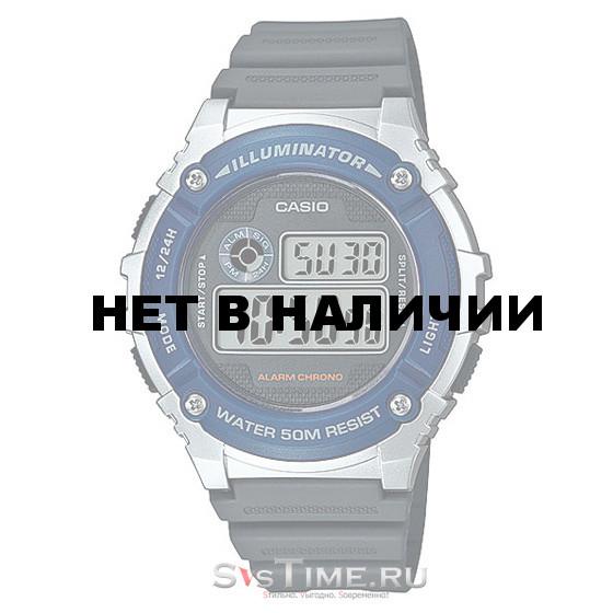 Мужские наручные часы Casio W-216H-2A