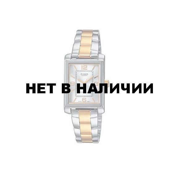 Женские наручные часы Casio LTP-1234PSG-7A