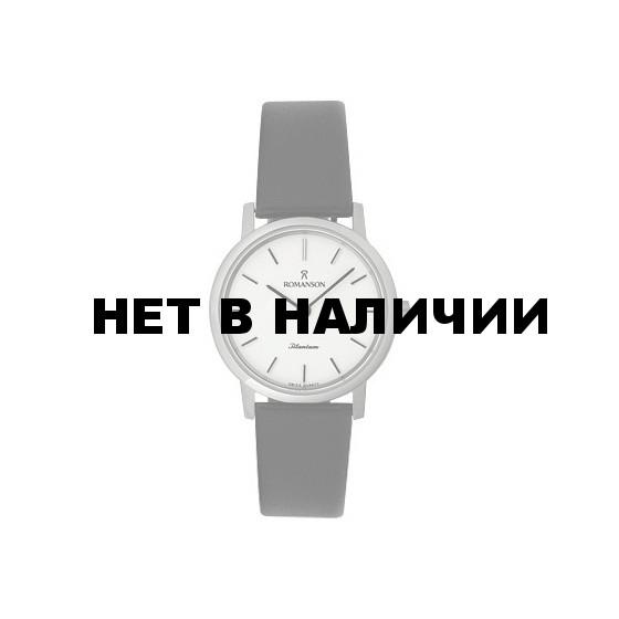 Женские наручные часы Romanson UL 3578S LW(WH)