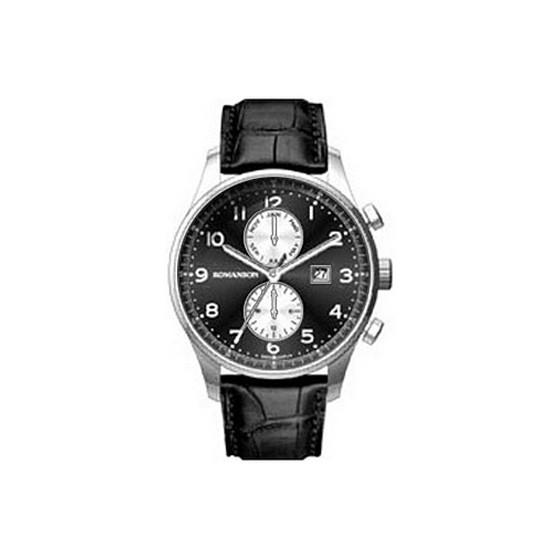 Мужские наручные часы Romanson TL 0329B MW(BK)