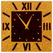 Часы настенные Glass Deco S-G1