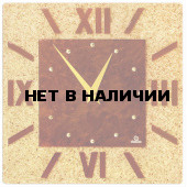 Настенные часы Glass Deco S-G2