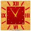 Часы настенные Glass Deco S-G4