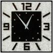 Часы настенные Glass Deco S-G7