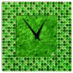Часы настенные Glass Deco S-M4