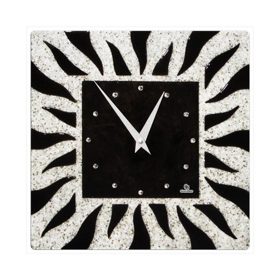 Часы настенные Glass Deco S-L3