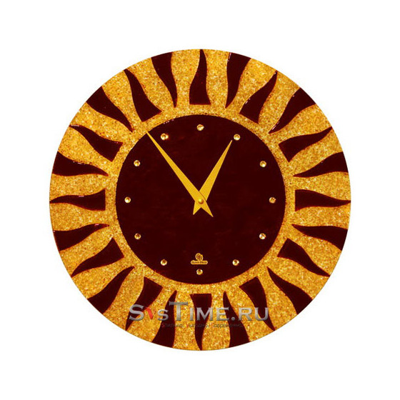 Настенные часы Glass Deco R-L1