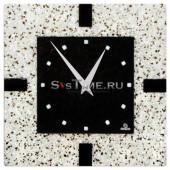 Настенные часы Glass Deco S-K3