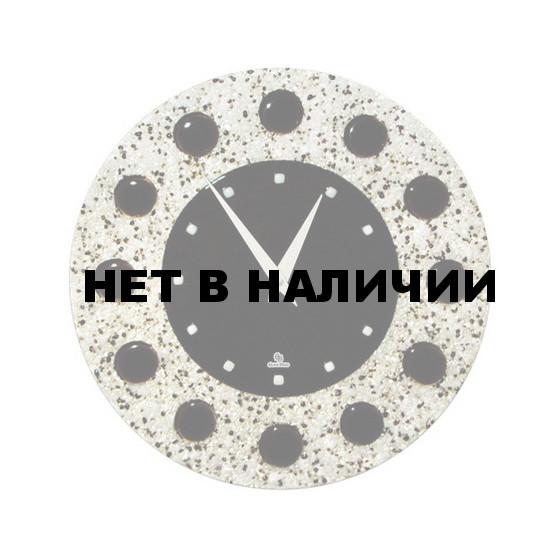 Настенные часы Glass Deco R-B3
