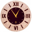 Настенные часы Glass Deco R-G6