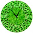 Настенные часы Glass Deco R-M4