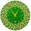 Настенные часы Glass Deco R-M5