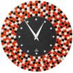 Настенные часы Glass Deco R-W1