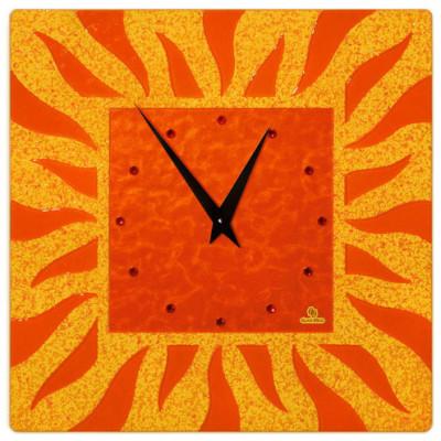 Настенные часы Glass Deco S-L5