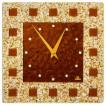 Настенные часы Glass Deco S-P2