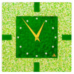 Настенные часы Glass Deco S-K5
