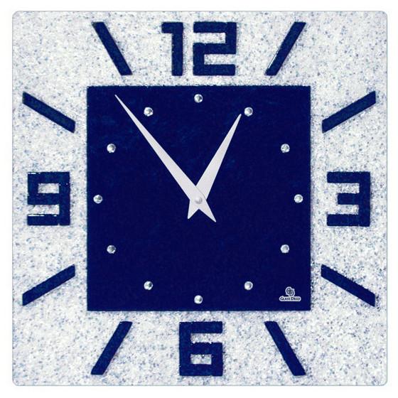 Настенные часы Glass Deco S-A7
