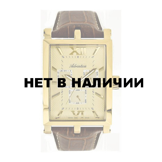 Мужские наручные часы Adriatica A1112.1261QF