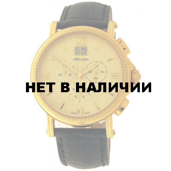 Мужские наручные часы Adriatica A8135.1261CH