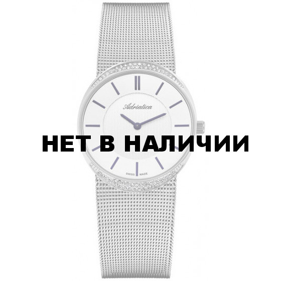 Женские наручные часы Adriatica A3406.51B3QZ